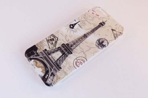 iPhone 5c back cover Paris