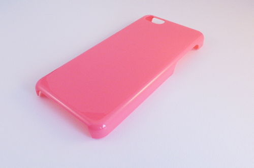 iPhone 5c backcover Fuchsia