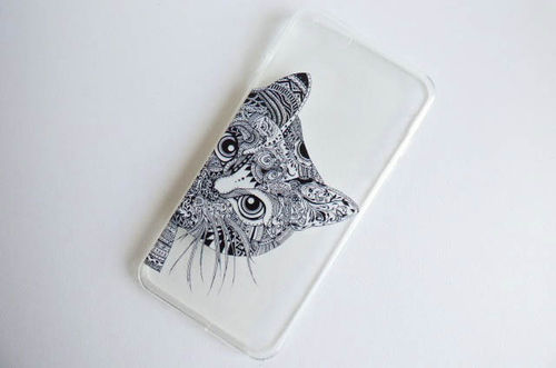 iPhone Case Cat 6 Plus