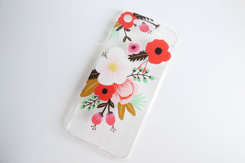 iPhone 7 Flower case