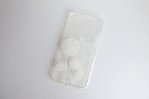 iPhone 7 White Flower Case