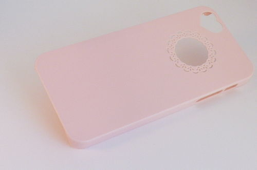 iPhone 5 backcover Beige